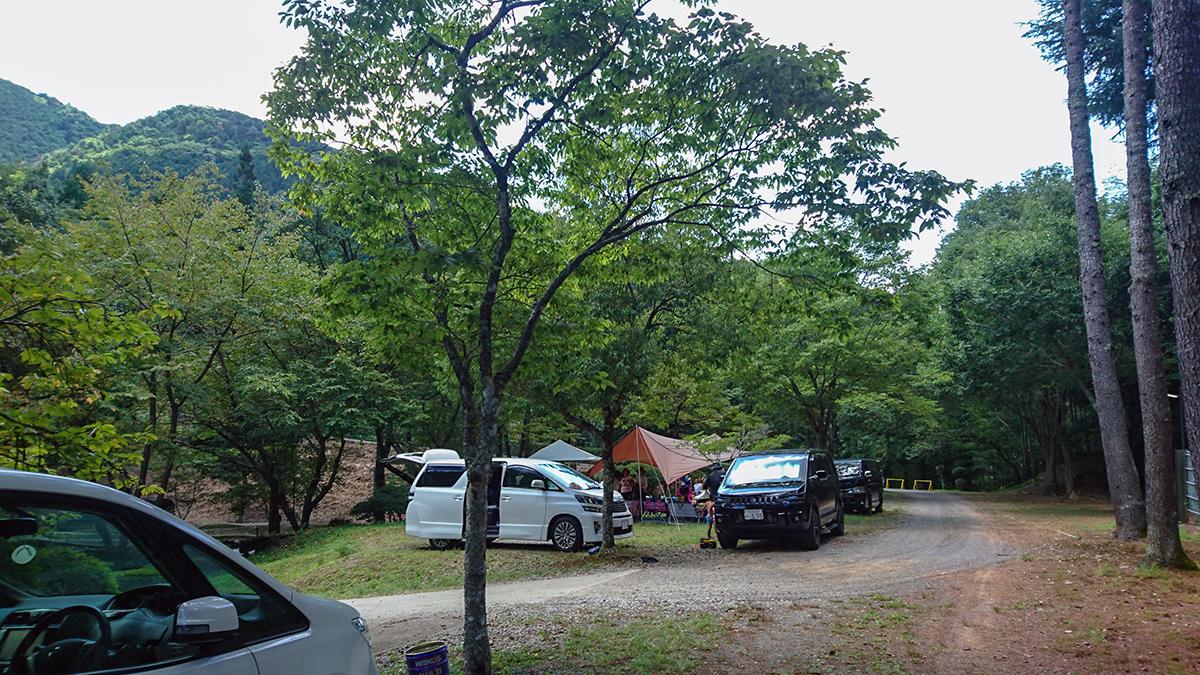 森林公園やすらぎ村