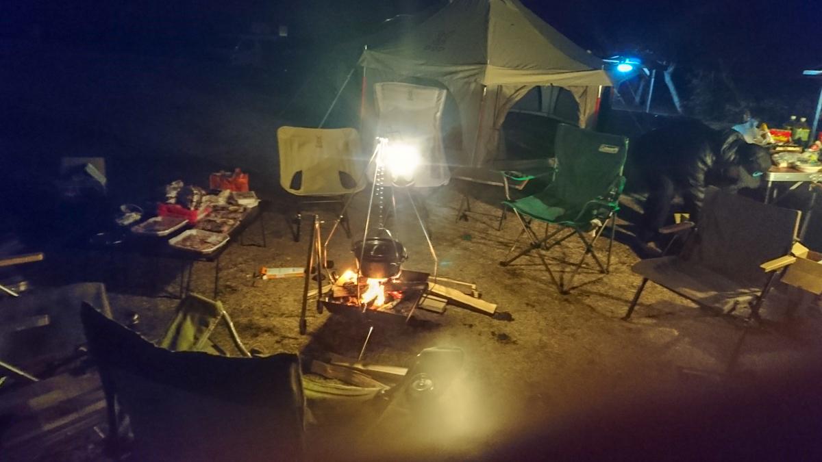 冬キャンプもありですね!!